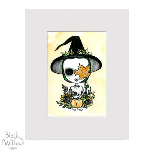 Autumn Witch 5