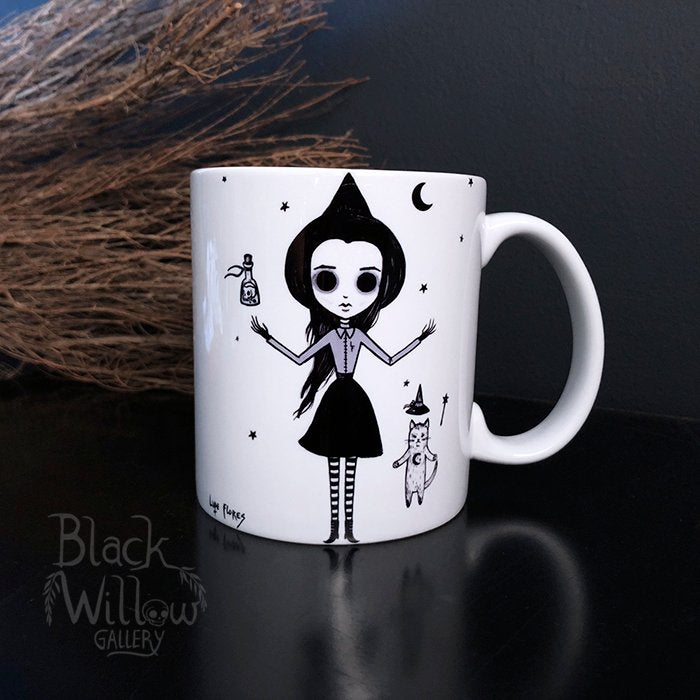 Witches Rise Ceramic Mug