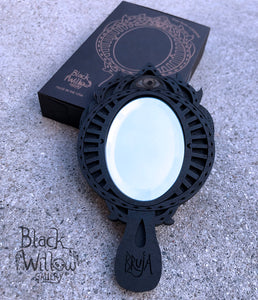 Witch Wood Mirror