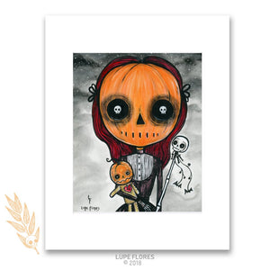 Voodoo Love Art Print