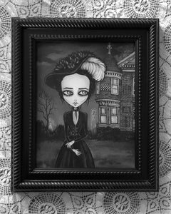 "Hale House Apparitions 8"" x 10"" Art Print"