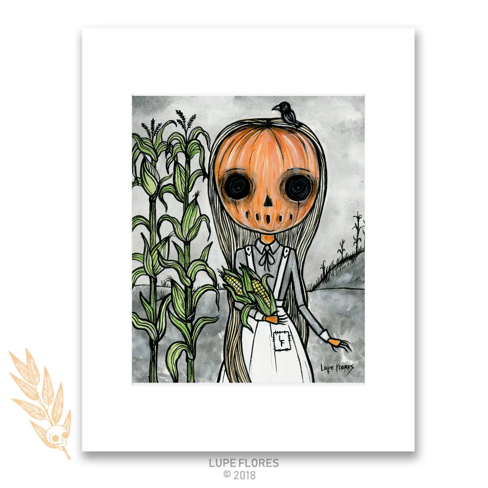 Pumpkin Child 8