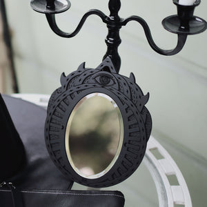 Scrying Bruja Wall Mirror