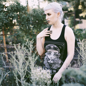 Tarot Reader Tank Top