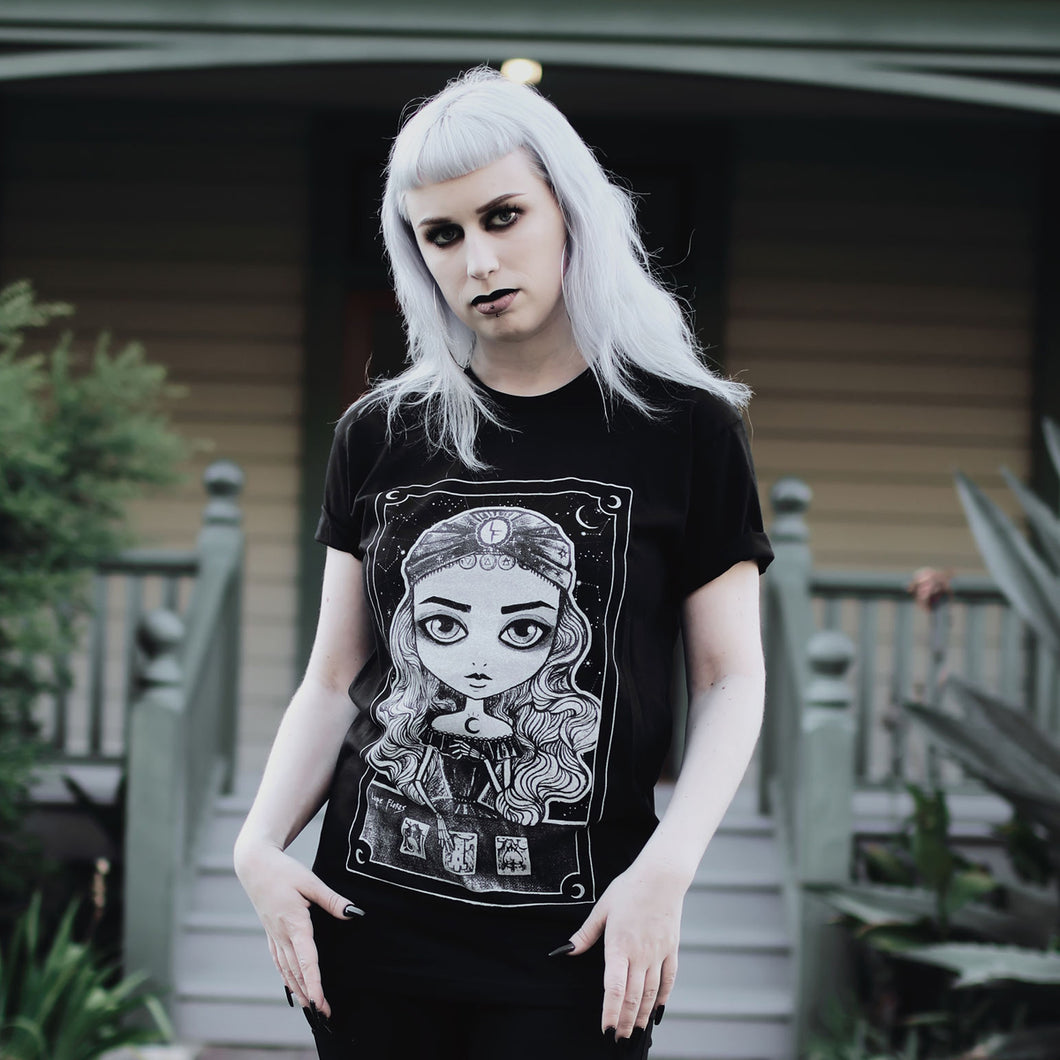 Tarot Reader Unisex Shirt