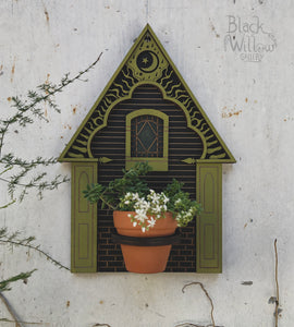 The Magical House Planter