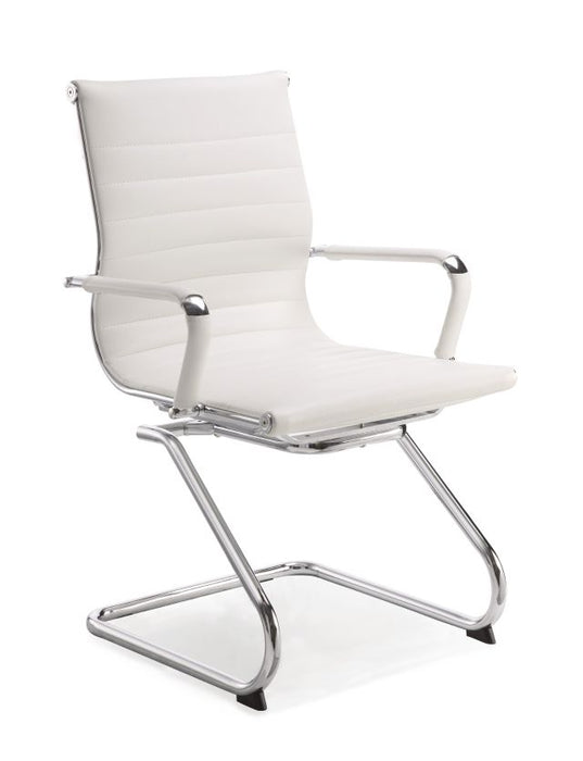 CV-F35BS-2 GUEST CHAIR - Chairs - PVC fabric | DMI Office Furniture Works - home office desk set, full office furniture set, commercial office furniture sales, commerical office desk furniture