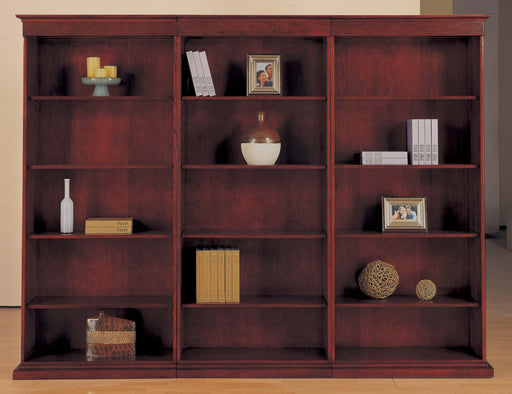 Open Bookcase LHF | Delmar Collection