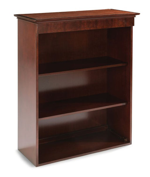 WDN OPEN BOOKCASE FOR LAT FILE - Delmar Series | DMI Office Furniture Works - home office desk set, full office furniture set, commercial office furniture sales, commerical office desk furniture