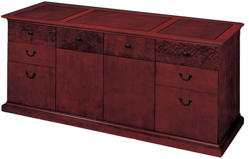 Executive Storage Credenza | Del Mar Collection