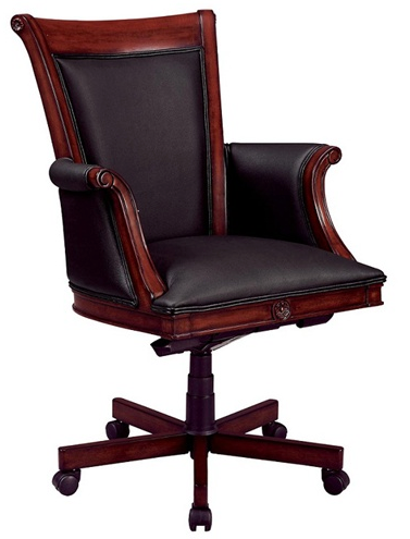 Executive High Back Chair | Del Mar Collection