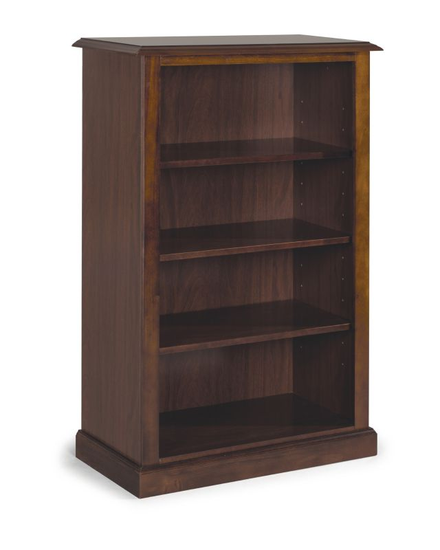 OPEN BOOKCASE - Governors Series | DMI Office Furniture Works - home office desk set, full office furniture set, commercial office furniture sales, commerical office desk furniture