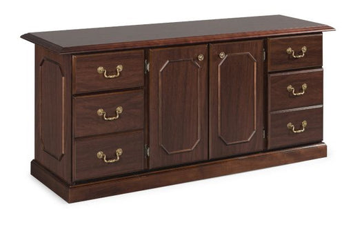 ASSEMBLED STORAGE CREDENZA - Governors Series | DMI Office Furniture Works - home office desk set, full office furniture set, commercial office furniture sales, commerical office desk furniture