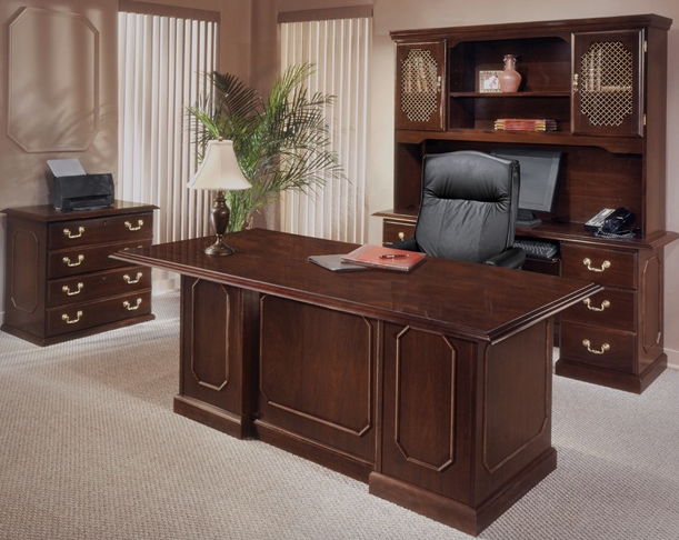 Executive Desk 60"