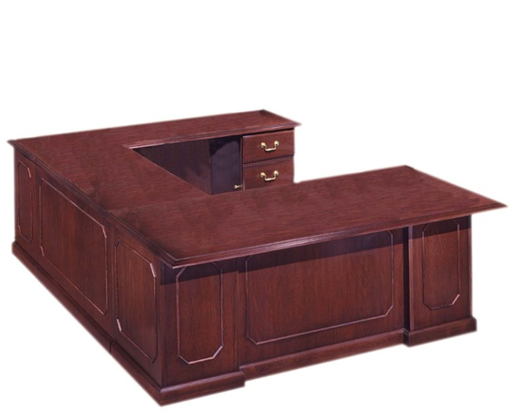 Executive U Desk | Governors Collection