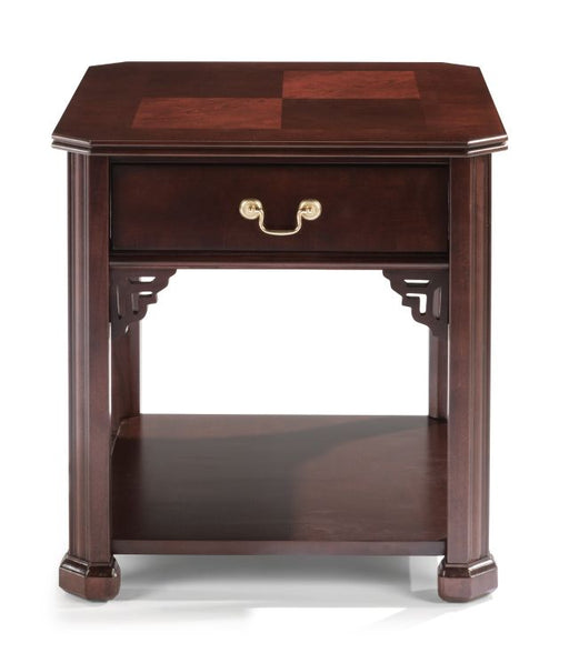 WDN END TABLE - Governors Series | DMI Office Furniture Works - home office desk set, full office furniture set, commercial office furniture sales, commerical office desk furniture