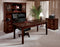 Governor's Suite - Table Desk, Credenza, Overhead Storage, Lateral File | Governor's Collection