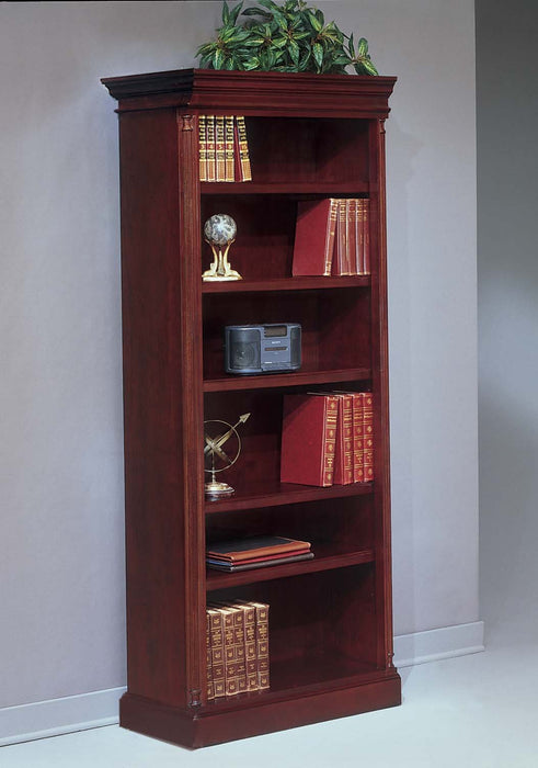 Left or Right Facing Open Bookcase | Keswick Collection