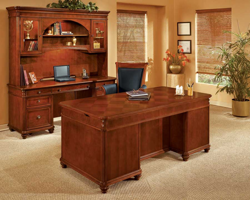 Antigua Suite - Credenza & Hutch | Antigua Collection