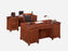Antigua Suite - Desk, Credenza | Antigua Collection