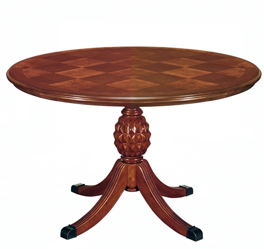 "42"" Round Conference Table 