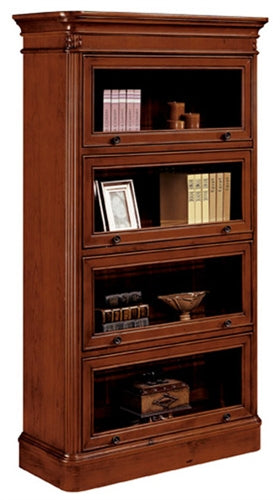 Four Door Barrister Bookcase | Antigua Collection