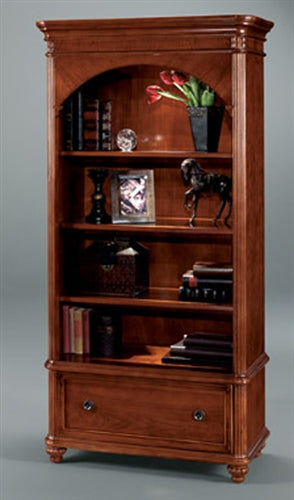 Lateral File Bookcase | Antigua Collection
