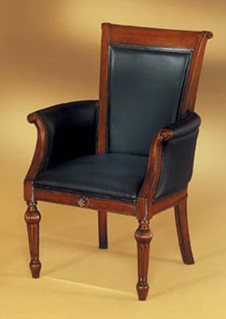 Swan High Back Guest Chair | Antigua Collection