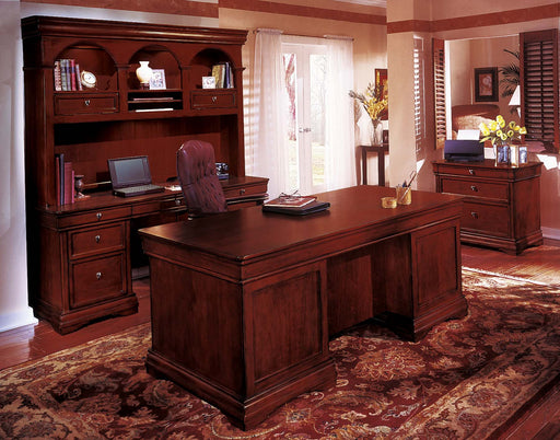 Suite - Desk, Credenza, Hutch, File | Rue De Lyon Collection