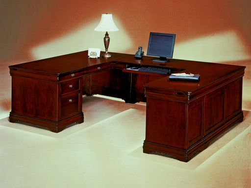 Executive U Desk | Rue De Lyon Collection