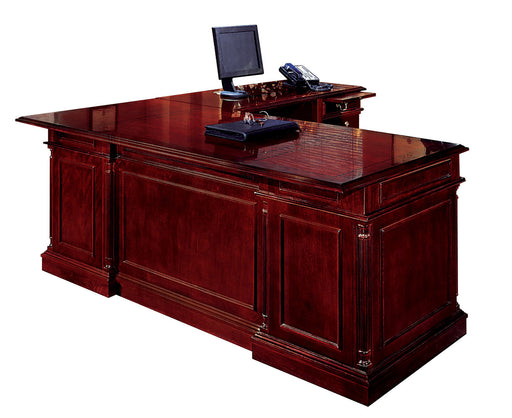 "Executive L Desk - 66"" x 78"" 
