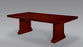 8' Rectangular Conference Table | Keswick Collection