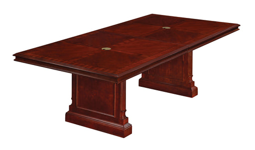 10-Ft Rectangular Expandable Conference Table | Keswick Collection