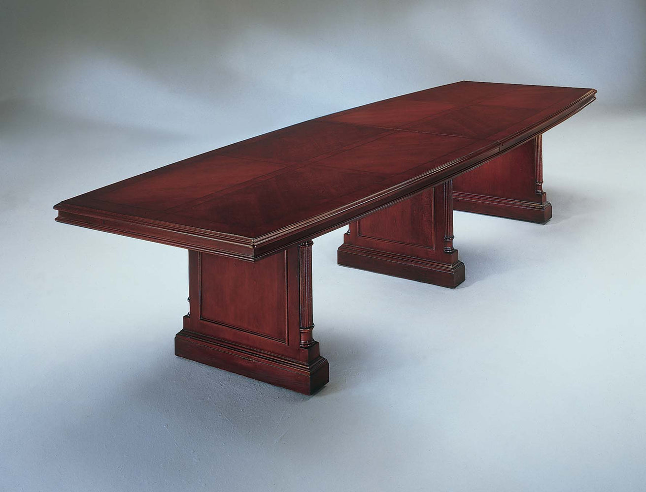 12-Ft Boat Top Conference Table | Keswick Collection