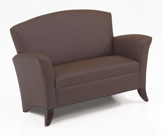 Monza Love Seat - Zoll Soft Seating | DMI Office Furniture Works - home office desk set, full office furniture set, commercial office furniture sales, commerical office desk furniture