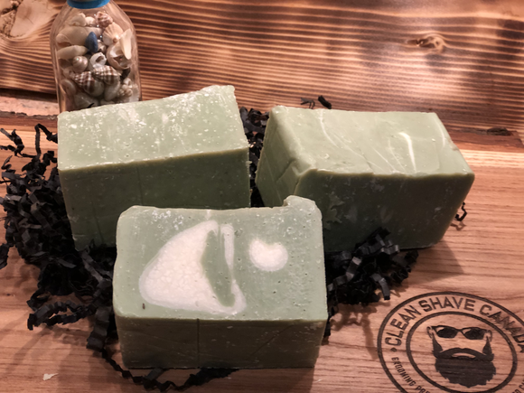 clean shave canada, mens grooming, shampoo bar, beard wash, green giant, cleanshave canada