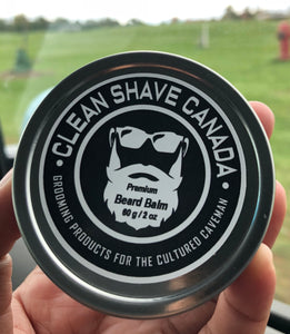 Men's Grooming, Cleanshave Canada, Clean Shave Canada, Clean Shave, beard grooming, beard balm, beard care