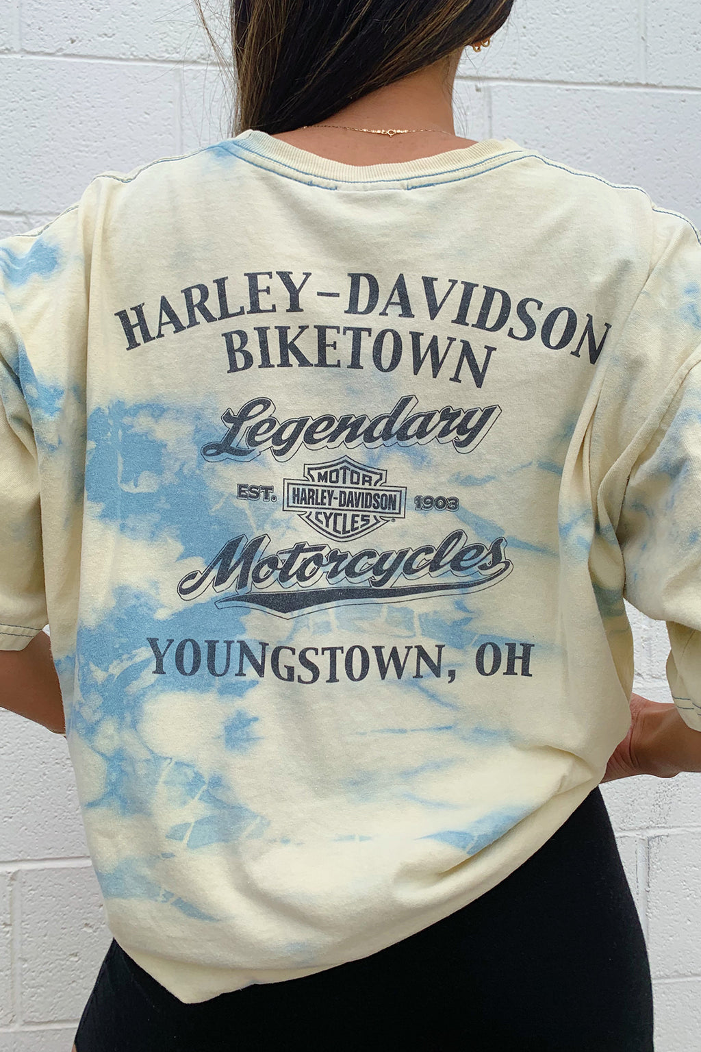 Youngstown Vintage Tie Dye Tee