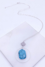 Load image into Gallery viewer, Stone Necklace