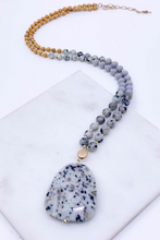 Load image into Gallery viewer, Precious Stone Necklace