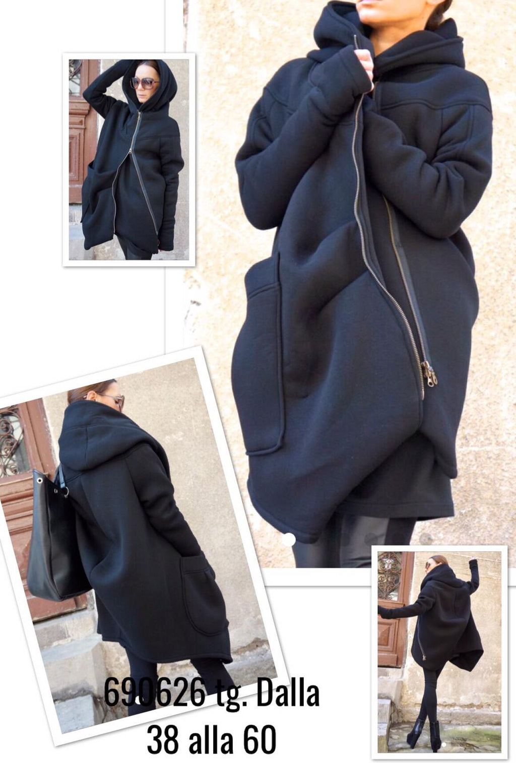 "CAPPOTTO ""MERCURY"" F1/7"
