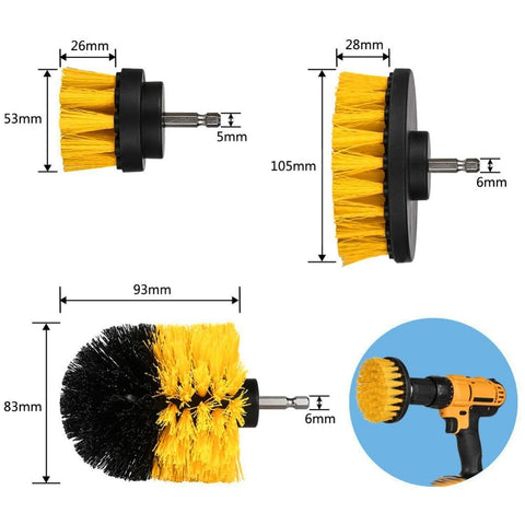 Image of Drill Brush Magic Cleaner Kit  - 50% OFF