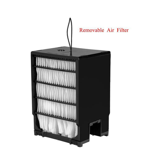 Image of Portable Mini Air Cooler