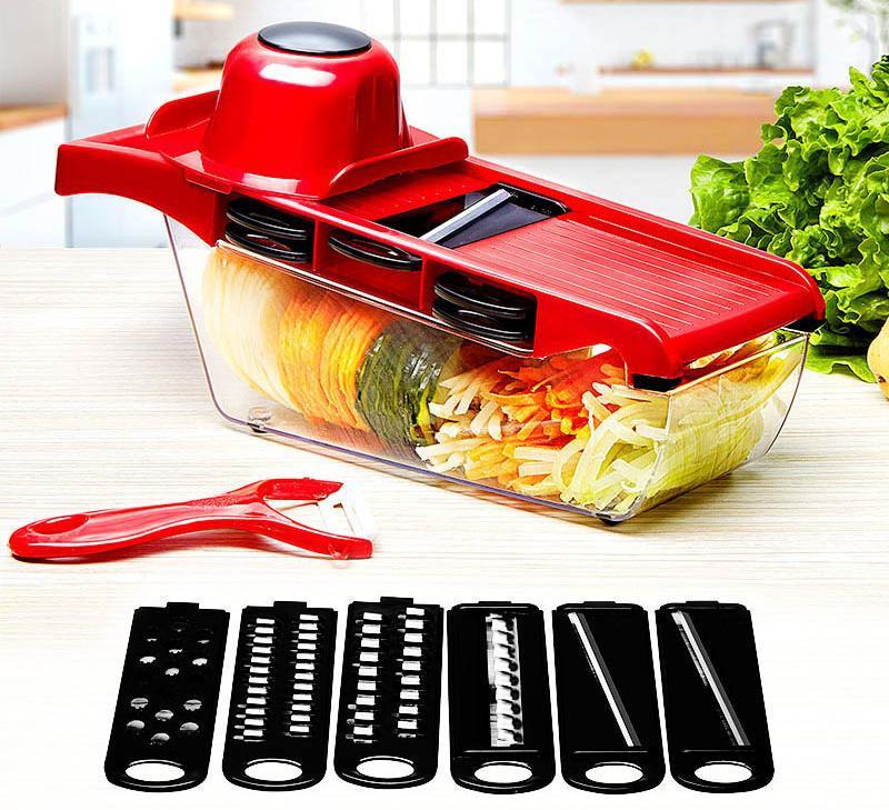 Shredders & Slicers - Catheria Veggie Slicer Pro