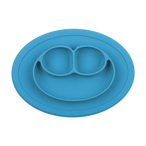 Smiley Face Silicone Plate