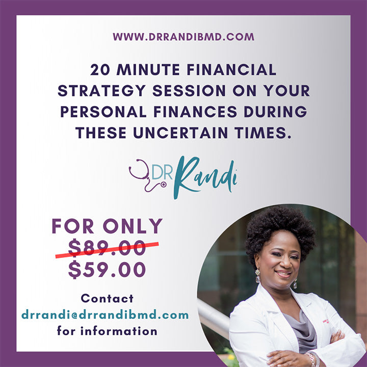 20 Minute Financial Strategy