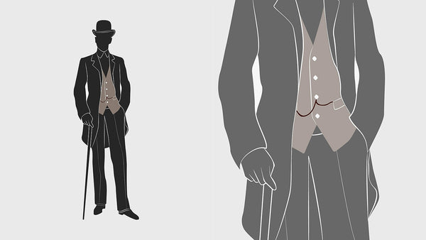 6 Ways to Wear a Pocket Watch
