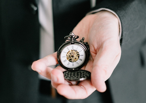 How to use my Brelsen pocket watch