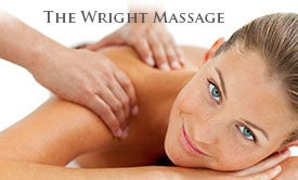 $60 Massage - The Wright Massage (E1128)