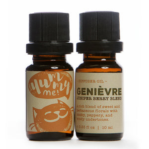 Diffuser Oil – Genièvre Juniper Berry Blend